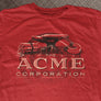 ACME Corporation T-Shirts | Cartoon anvil dynamite tee