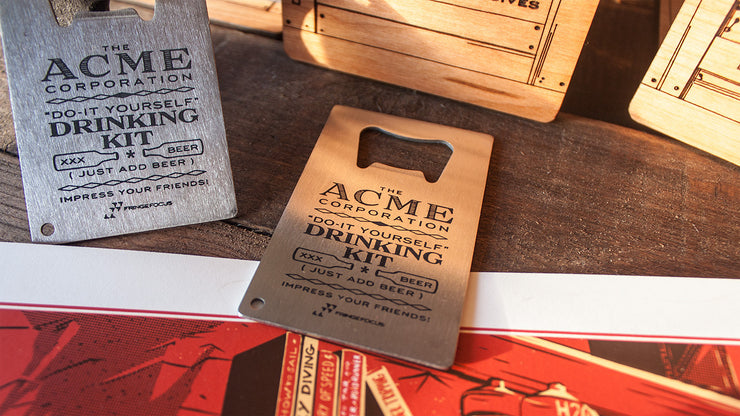 ACME Drinking Kit Bottle Opener