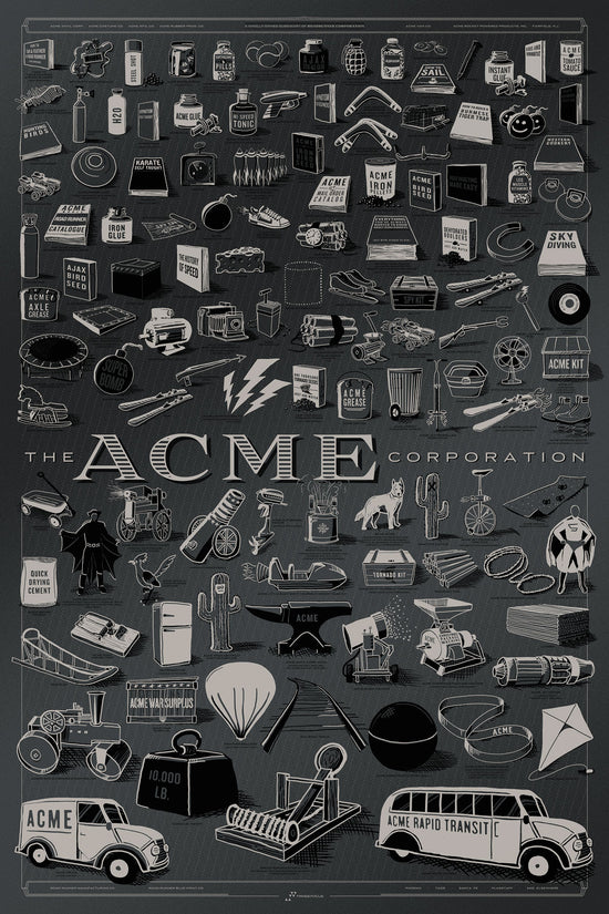 The ACME Corporation 'Iron Anvil' Variant
