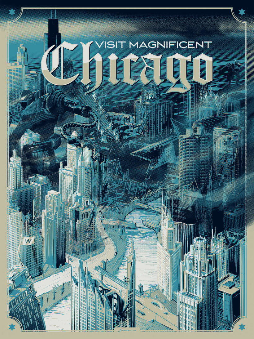 The Ruins of Chicago