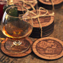 Marauders Pirate Ship Coasters