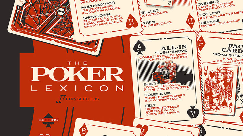 The Poker Lexicon