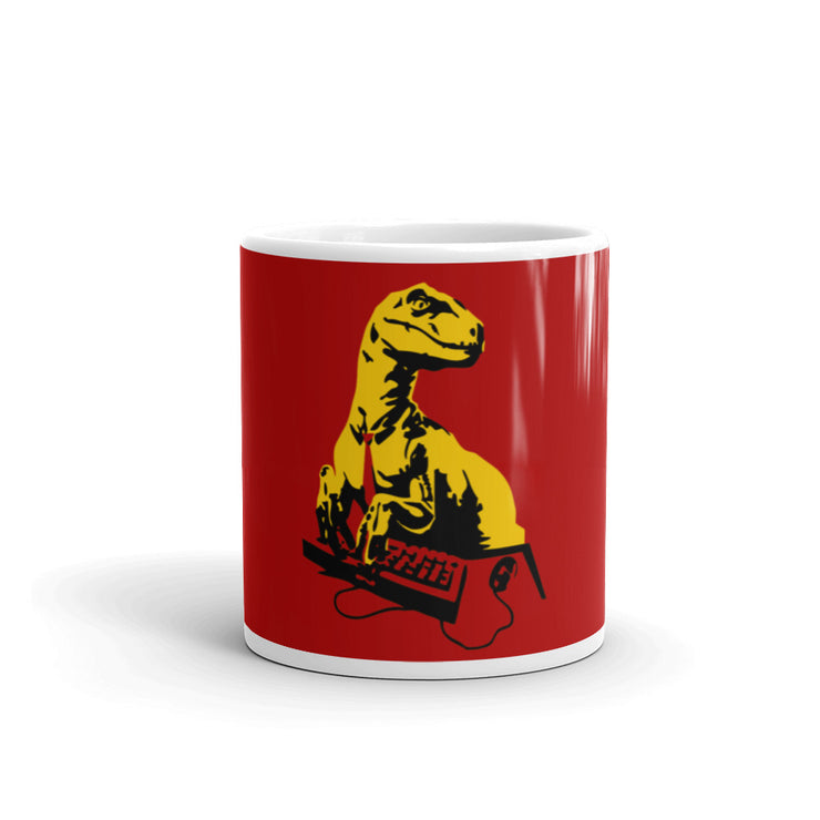 Office Raptor: Coffee Mug