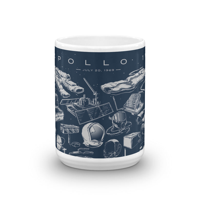 Apollo 11 Collection: Coffee Mug