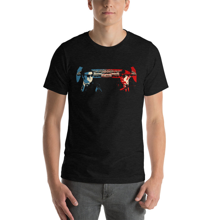 Blues Brothers: Short-Sleeve Unisex T-Shirt