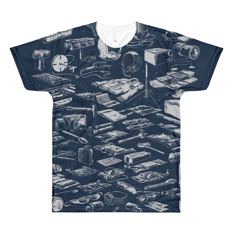 Apollo 11 Collection: All-Over Printed T-Shirt