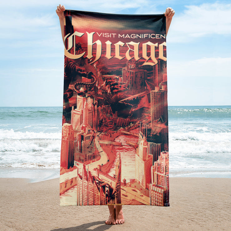The Ruins of Chicago: Towel