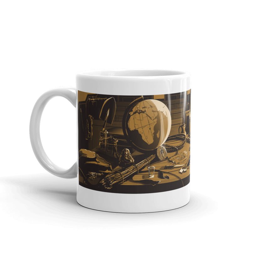Desk of Dr. Jones: Coffee Mug