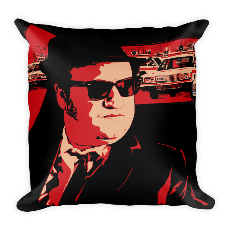 Blues Brothers: Square Pillow