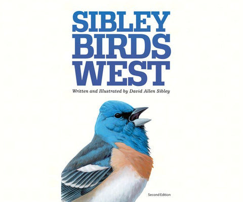 Sibley Birds West 2nd Ed.