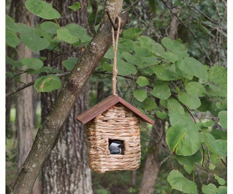 Roofer's Delight Roosting Hut (Small)