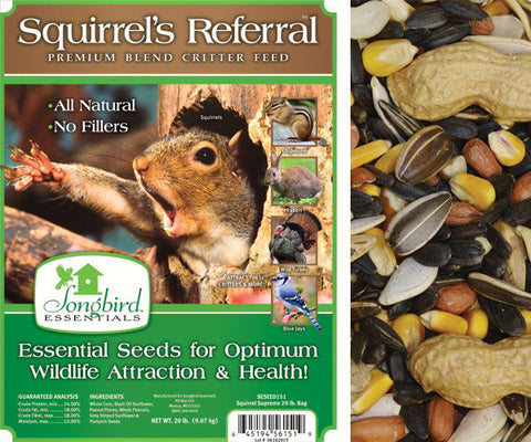 Squirrel's Referral