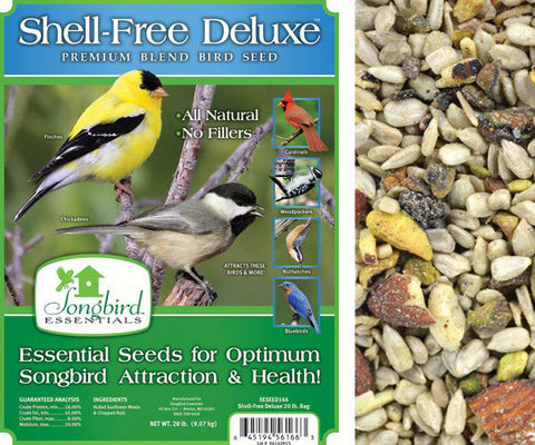 Shell Free Deluxe Blend