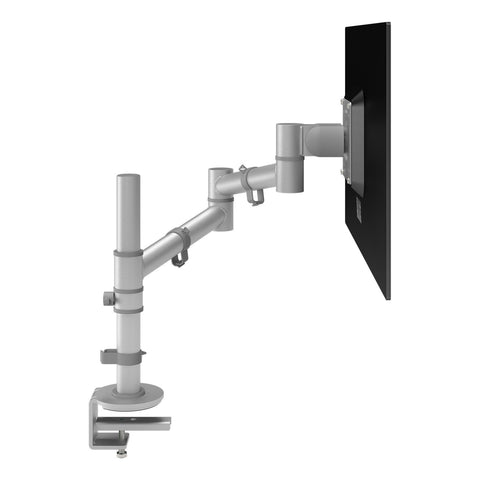 Viewgo Single Monitor Arm for use with the Ultimate Workstation