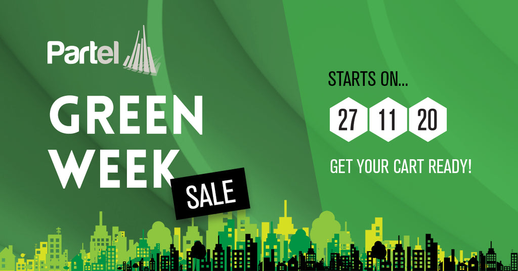 Get ready for Green Week