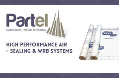 PARTEL - Complete Air and Weather Sealing Product Range