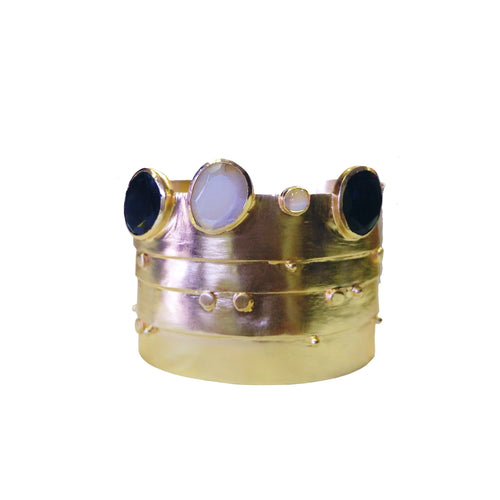 FLAUNT MY CROWN Cuff
