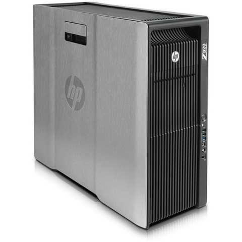 HP Z820 Tower Workstation - 2nd-Byte.com