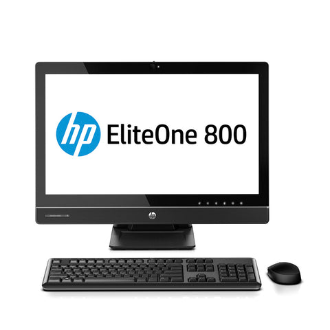 "HP EliteOne 800 i7 23"" All-in-One Business Desktop PC - 2nd-Byte.com"