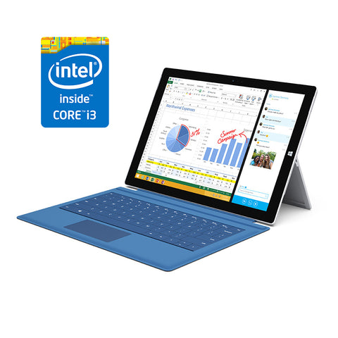 Microsoft Surface 3 Professional Tablet w/Intel i3 Processor - 2nd-Byte.com