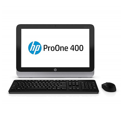 "HP Pro One 400 19.5"" All-in-One  i5-4570T @ 2.9GHz"