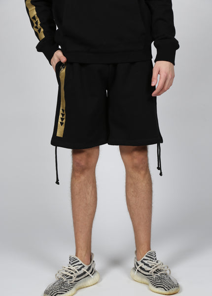 17 London - Black Apostle Shorts