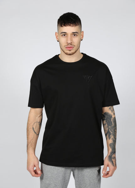 17 London - Black Falcon T-shirt
