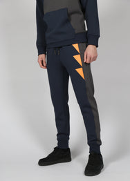 17 London - Navy Forest Joggers