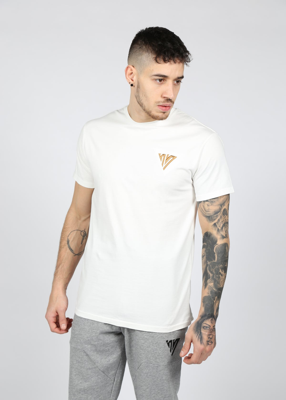17 London - White Friar T-shirt