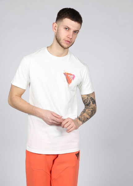 17 London - White Milton T-shirt