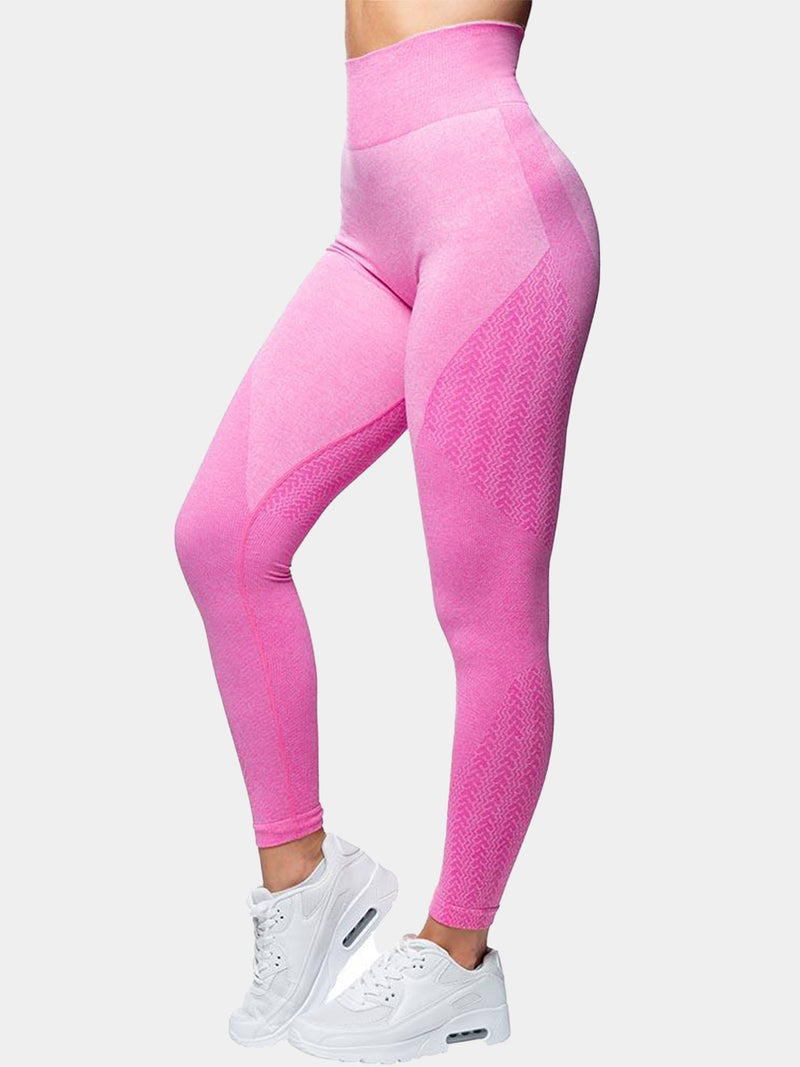 ANARCHY APPAREL WABISABI SEAMLESS PINK | VAAMSPORT