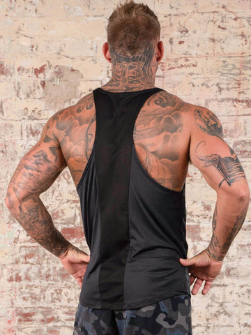 CAMO STRINGER T-BACK | VAAMSPORT