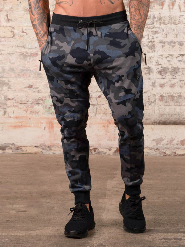 CAMO TRACK PANTS | VAAMSPORT