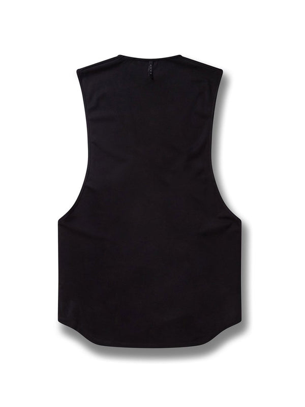 SMRT-TEC MUSCLE TANK - BLACK | VAAMSPORT