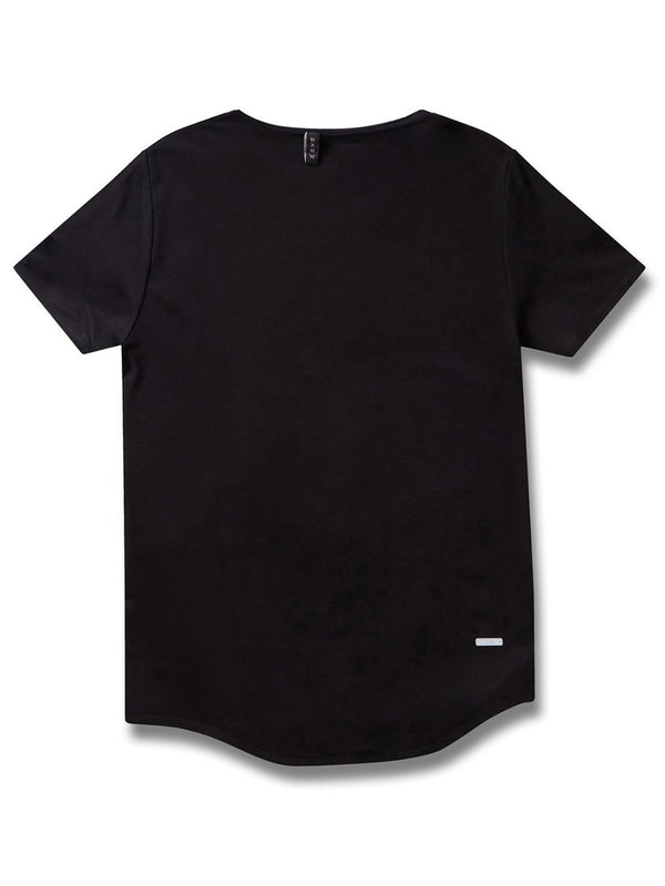 SMRT-TEC T-SHIRT - BLACK | VAAMSPORT