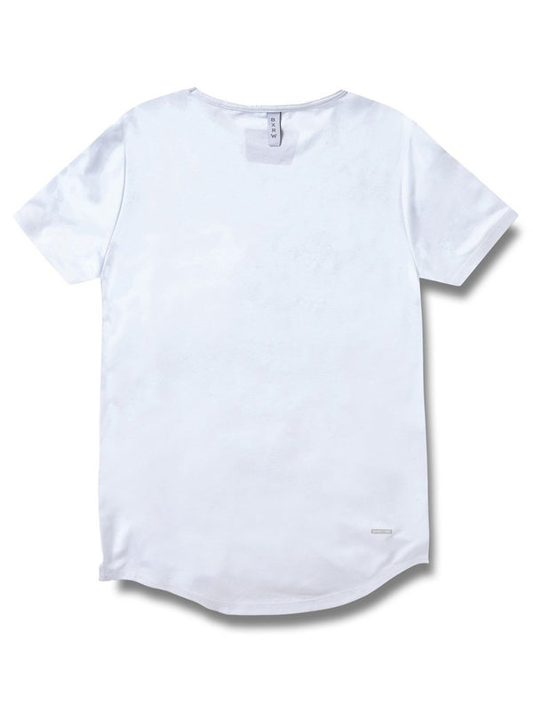 SMRT-TEC T-SHIRT - WHITE | VAAMSPORT