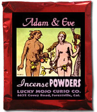 ADAM AND EVE INCENSE POWDERS