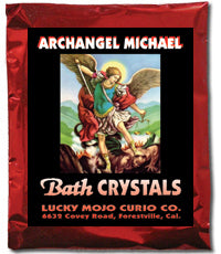 ARCHANGEL MICHAEL BATH CRYSTALS