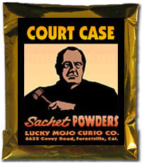 COURT CASE SACHET POWDERS