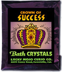 CROWN OF SUCCESS BATH CRYSTALS