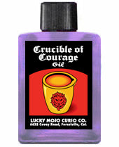 CRUCIBLE OF COURAGE OIL