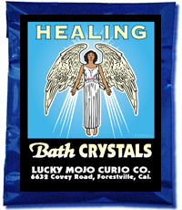 HEALING BATH CRYSTALS