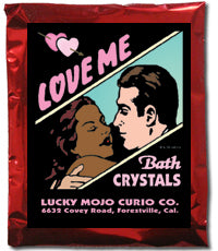 LOVE ME BATH CRYSTALS