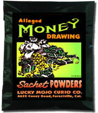 MONEY DRAWING SACHET POWDERS