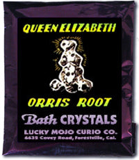QUEEN ELIZABETH ROOT BATH CRYSTALS