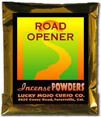 ROAD OPENER INCENSE POWDERS