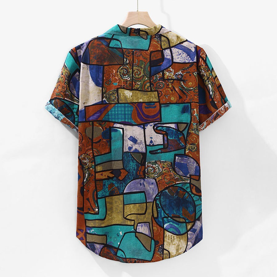 chemise Pocket Short SleeveShirts