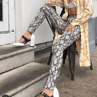 Snake Skin trousers (2variants)