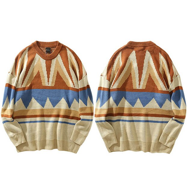 Retro Hip Hop Sweater