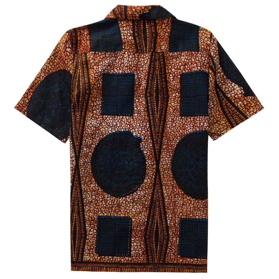 African Traditional Printed shirt 1